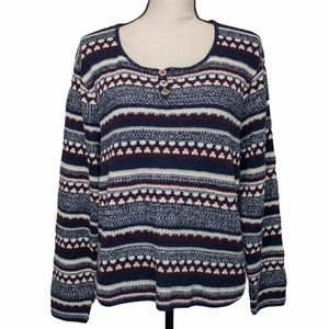 Classic Elements Knit Sweater
